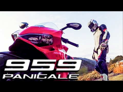 2018 Ducati 959 Panigale in New York, New York - Video 1