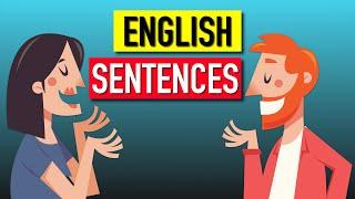 How To Make English Sentences 15 English Sentence Patterns