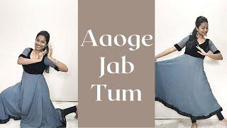 Aaoge Jab Tum   Jab We Met   Dance Cover - YouTube