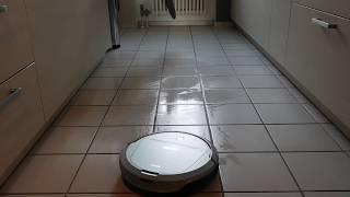 Wisch Test Video zum ECOVACS DEEBOT Saug & Wisch Roboter