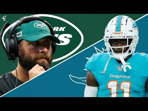 Miami Dolphins vs New York Jets Preview Week 14