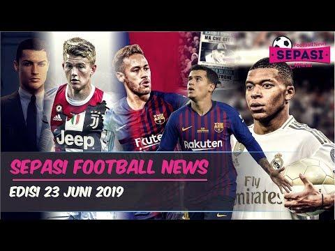 Juventus Serius Dengan De Ligt🔥Neymar Ke Barca, Coutinho Jadi Tumbal⚽️Berita Bola Terbaru Hari Ini