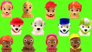 Paw Patrol Mashems Change Hat Vests Clothes Outfits Mystery Mashem