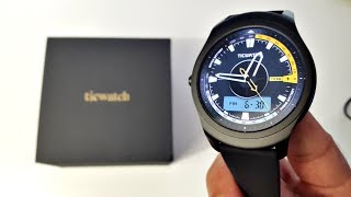Awesome Ticwatch 2 Smart Watch - The Best Smart Watch of 2017?