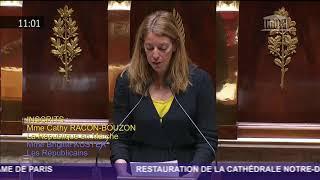 Notre ambition pour la conservation et restauration de la cathédrale Notre-Dame de Paris