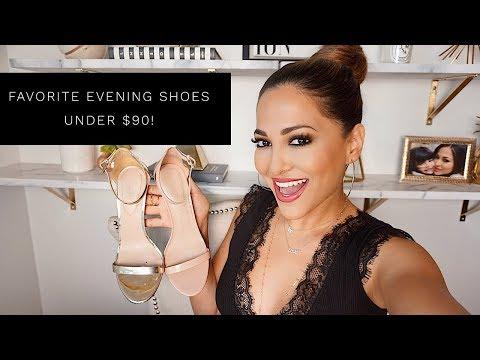 FAVORITE WOMEN'S PARTY & EVENING HEELS $80! | Lina Noory