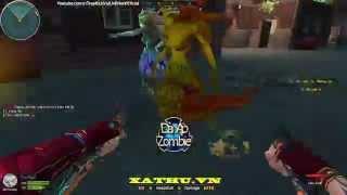 [XATHU.VN gameplay]#89: Zombie F2000 mirage Trạm Xe Bỏ Hoang VaiLinhHon