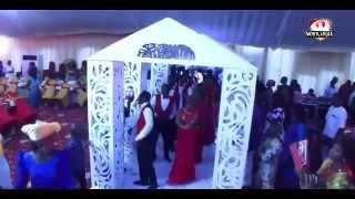 Solomon and Flora Lange wedding