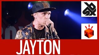 JAYTON (RUSSIA)  |  Grand Beatbox Battle 2015  |  SHOW Battle Elimination