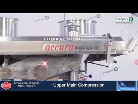 Pharma Tablet Compression Machine