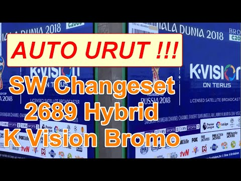 Upgrade K Vision Bromo C2000 Hybrid