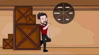 Izak&Rojo CS GO Animated [PL] Ep.2 - Bizon