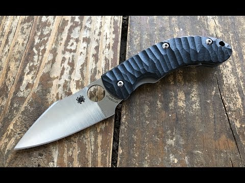 The Spyderco PPT Pocketknife: The Full Nick Shabazz Review