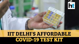 IIT Delhi develops affordable Covid-19 testing kit: Know estimated cost - Download this Video in MP3, M4A, WEBM, MP4, 3GP