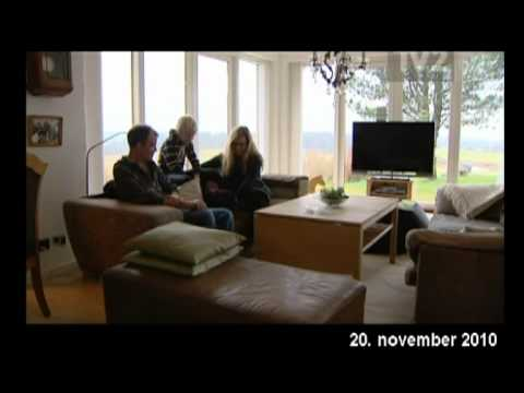 Feature about EmCell on Danish television in Kiev Ukraine