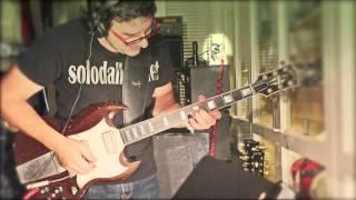 "AC/DC's ""Walk All Over You"", The Schaffer Replica™ Series (SoloDallas cover)"