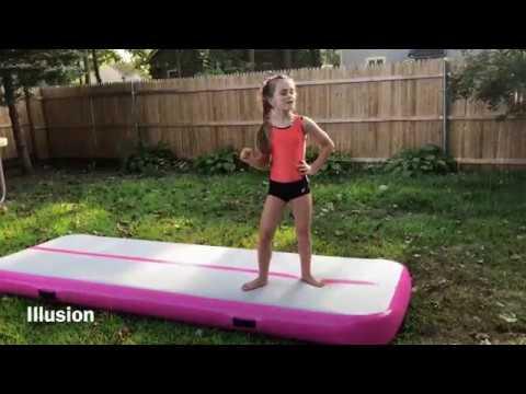 ABC Gymnastics Challenge !!