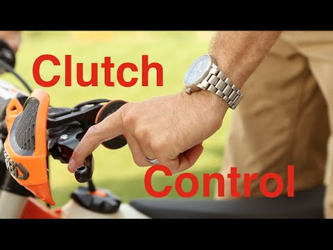 Dirt Bike Clutch Control – Enduro – Off Road Riding Tip for Dirt Bikes