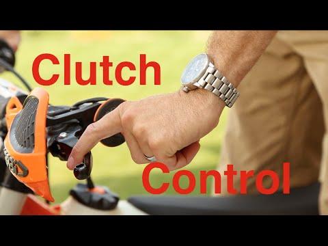 Dirt Bike Clutch Control – Enduro – Off Road Riding Tip for Dirt Bikes