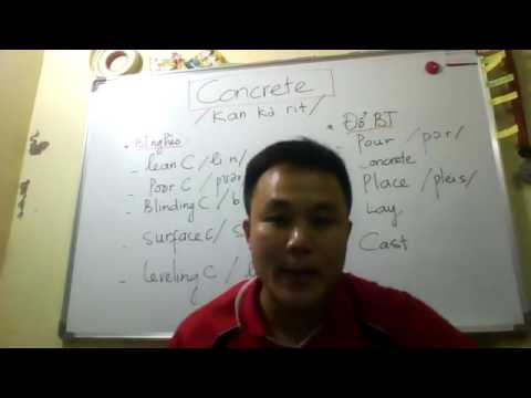 Learning English For Construction Online with      Tiếng Anh Xây Dựng Cầu Đường Online 1