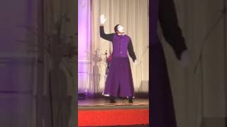 The Call by Isabel Davis ministered by Anointed 2 Mime