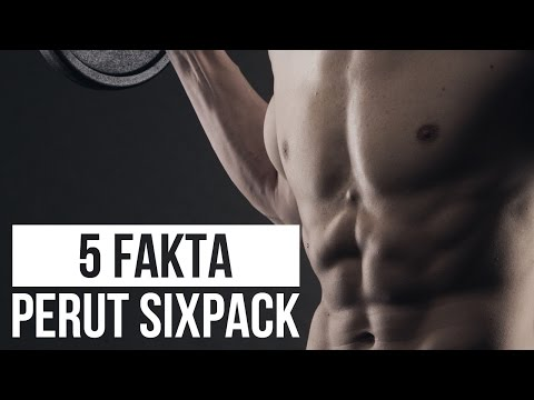 Video 5 FAKTA PERUT SIXPACK | Cara Mendapatkan Sixpack | Six Pack, Tips, Motivasi