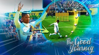 ESTRÉIA COM GOLAÇO NO MEU NOVO TIME?? - FIFA 18 | THE GOOD JOURNEY #04 ‹SHERBY›