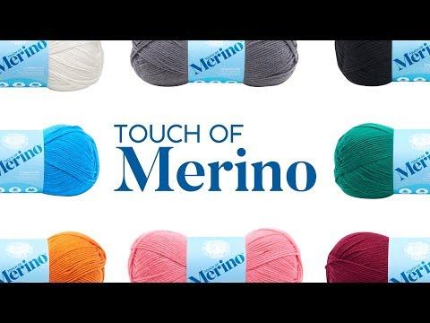 Crème de la Crème of Wool - Touch of Merino!