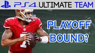 Madden 15 - Madden 15 Ultimate Team - PLAYOFF BOUND? | MUT 15 PS4 Gameplay