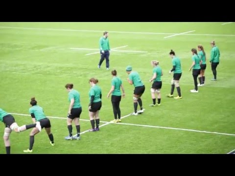Six Nations Secrets: Ireland Women   Women's Six Nations