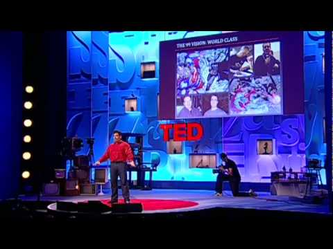 Naif Al-Mutawa: Superheroes inspired by Islam