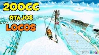 Mario Kart Wii - Atajos LOCOS 200cc