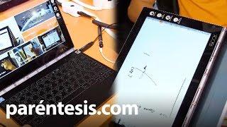 #IFA2016: Lenovo Yoga Book, teclado virtual y cuaderno digital