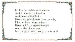 Chris Rice - Sailing With Russell Lyrics