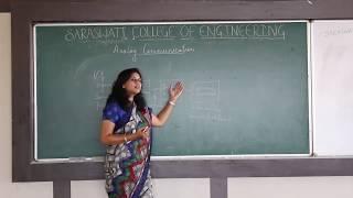 basics of Analog communication  | Roshan Solse | RJ Photography