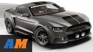 June 2014 News & Updates: 2015 Mustang Eleanor, Bullitt or Iacocca?