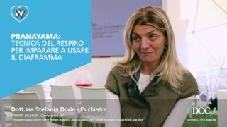 Dott.ssa DORIA - I benefici della Yogaterapia