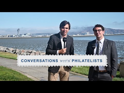 Conversations With Philatelists Ep. 64: On Location at Westpex 2021: Day 1