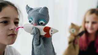 Video My jsme malá koťata - písnička Divadla Ale-Na / Zpívající koťata