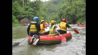preview picture of video 'RAFTING MANADO'
