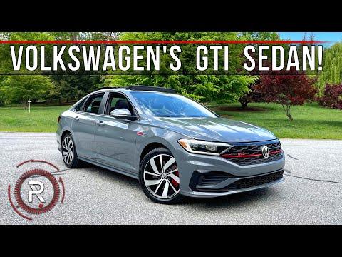 The 2021 Volkswagen Jetta GLI is an Understated & Affordable Sport Sedan