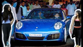 Supercar Reaction video -Jaipur Girls go Crazy | Only Porsche 911 of Rajasthan