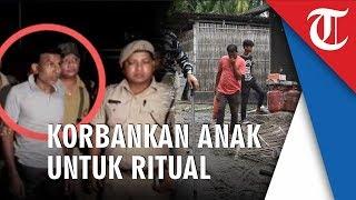 Korbankan Anak untuk Ritual, Satu Keluarga Digerebek Polisi dalam Keadaan Tanpa Busana