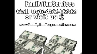 preview picture of video 'Tax Preparation Services Woodbury Heights NJ 08097'