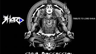 Shiva possession DJ B HARD INDIA psy trance 2017