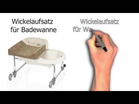 Wickelaufsatz Badewanne | Ratgeber und Testberichte