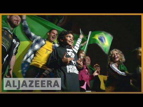 🇧🇷 Brazil: Bolsonaro and Haddad face off in second round of election | Al Jazeera English