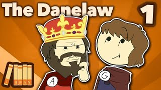 The Danelaw - Alfred vs. Guthrum - Extra History - #1