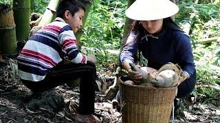 How to make Yunnan sour bamboo shoots?