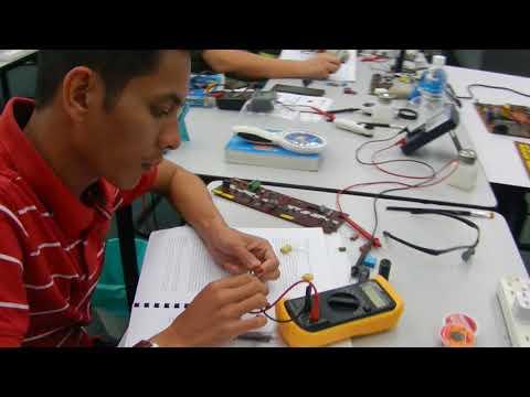 Basic Electronics Training Course - YouTube